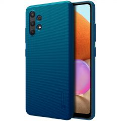 Galaxy A Galaxy A32 4G case blue Super Frosted Shield