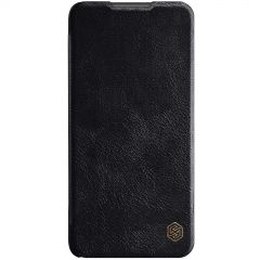 RedMi RedMi 9T case black Qin Leather