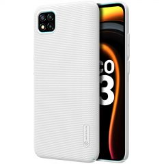 Poco Poco C3 case white Super Frosted Shield