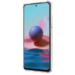 Xiaomi RedMi Note 10 4G vāciņš caurspīdīgs Nillkin TPU