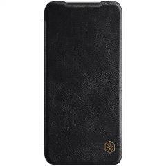 RedMi Note RedMi Note 10 4G maciņš Nillkin Qin Leather  Xiaomi RedMi Note 10 4G