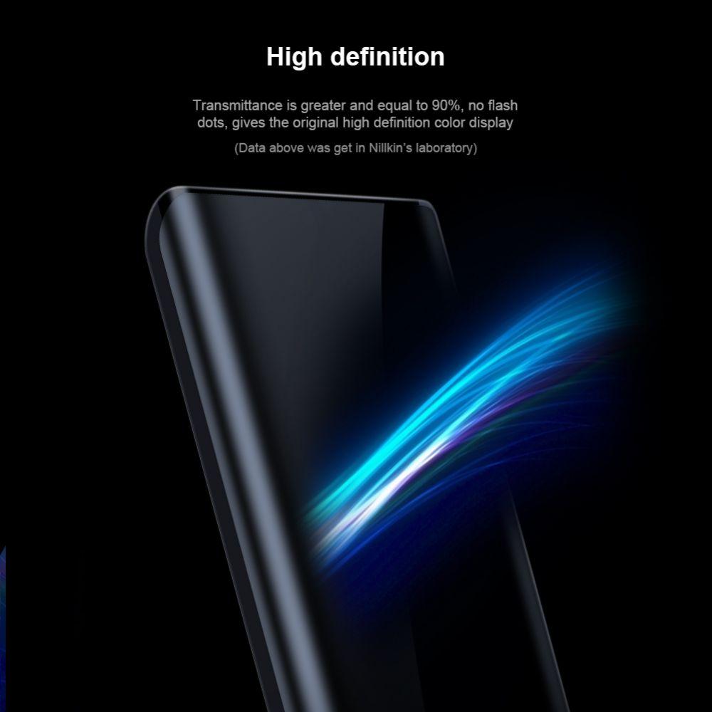 Xiaomi Mi 11 Ultra aizsargstikls  Nillkin Impact Resistant Curved Film (2-pack)