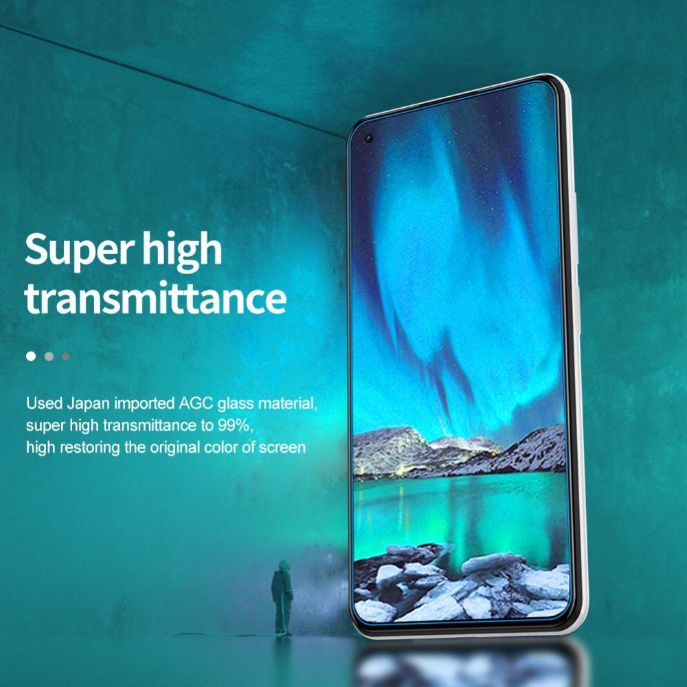 Xiaomi Mi 11 Lite 4G/5G aizsargstikls  Nillkin H+PRO Tempered Glass