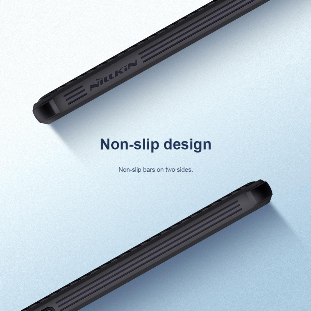 Samsung Galaxy S21 FE vāciņš melns Nillkin CamShield Pro