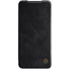 Galaxy S21 FE maciņš Nillkin Qin Leather  Samsung Galaxy S21 FE