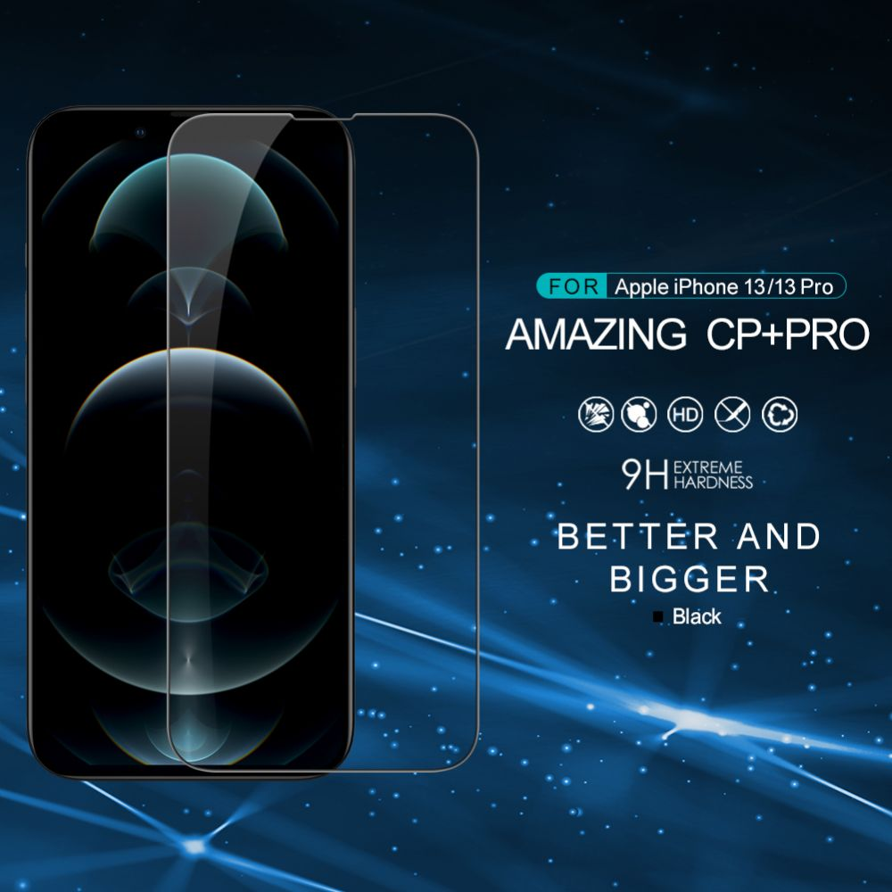 Apple iPhone 13 Pro aizsargstikls  Nillkin CP+PRO