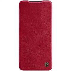 RedMi RedMi 10 Prime maciņš Nillkin Qin Leather  Xiaomi RedMi 10 Prime