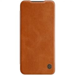 Poco Poco M3 Pro maciņš Nillkin Qin Leather  Xiaomi Poco M3 Pro