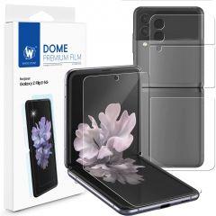 Galaxy Z Galaxy Flip 3 aizsargstikls WHITESTONE Premium Foil Samsung Galaxy Z Flip 3