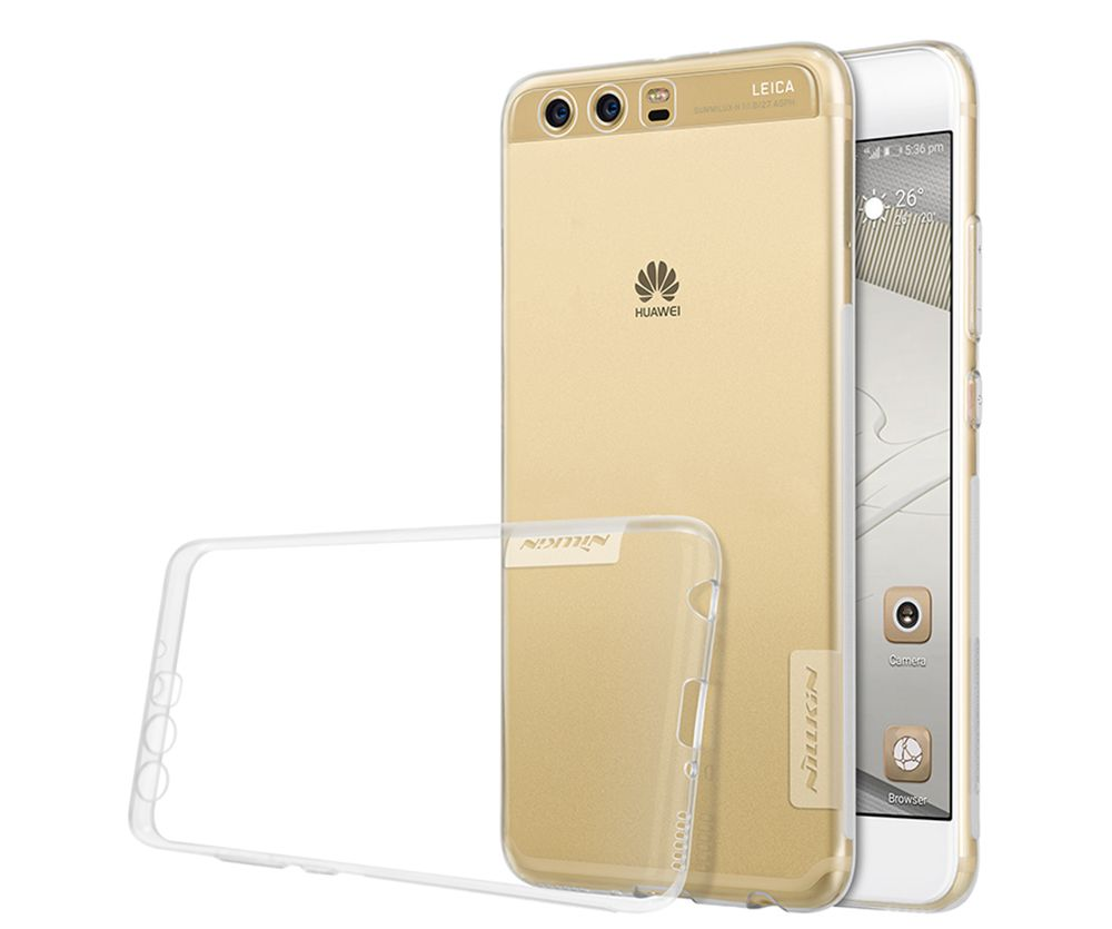 P10 Plus case transparent