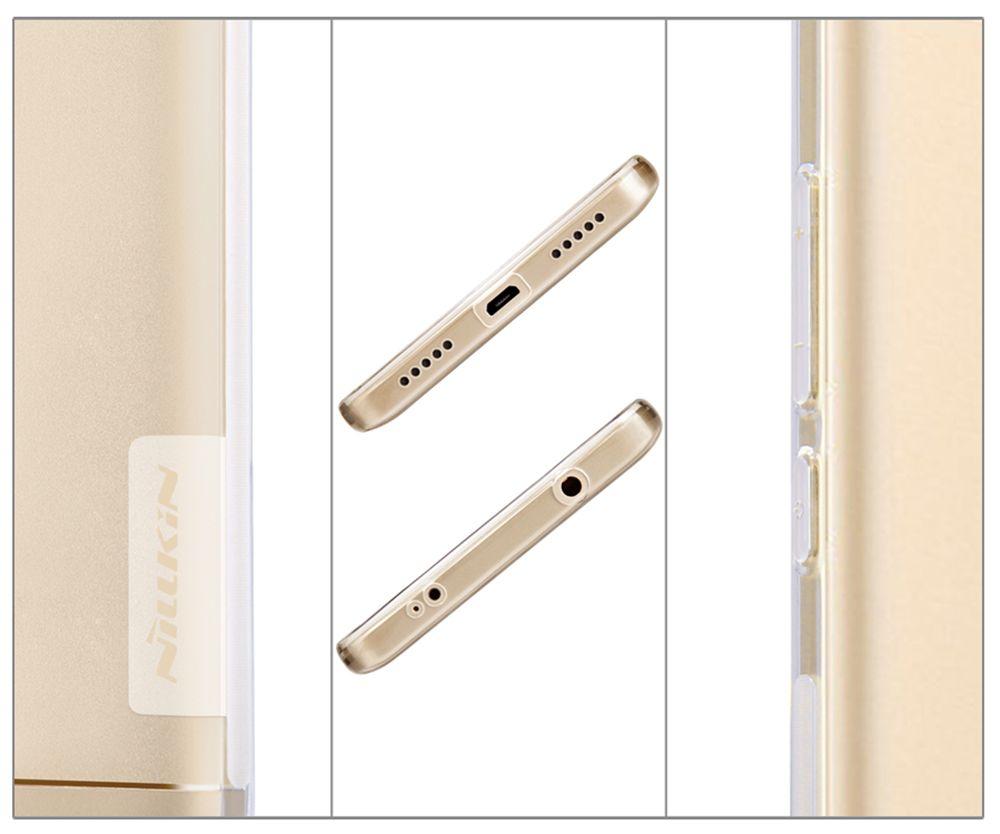 Xiaomi RedMi Note 4X vāciņš caurspīdīgs