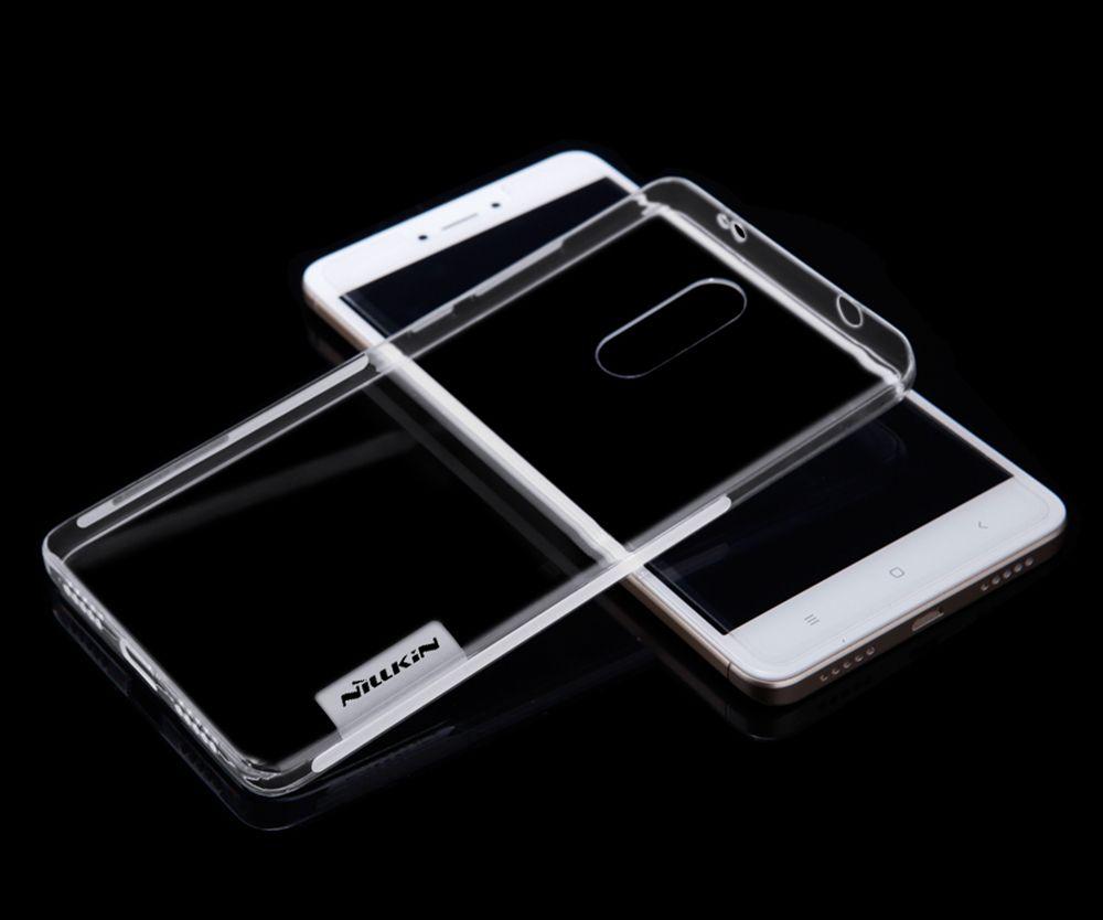 RedMi Note 4X case transparent