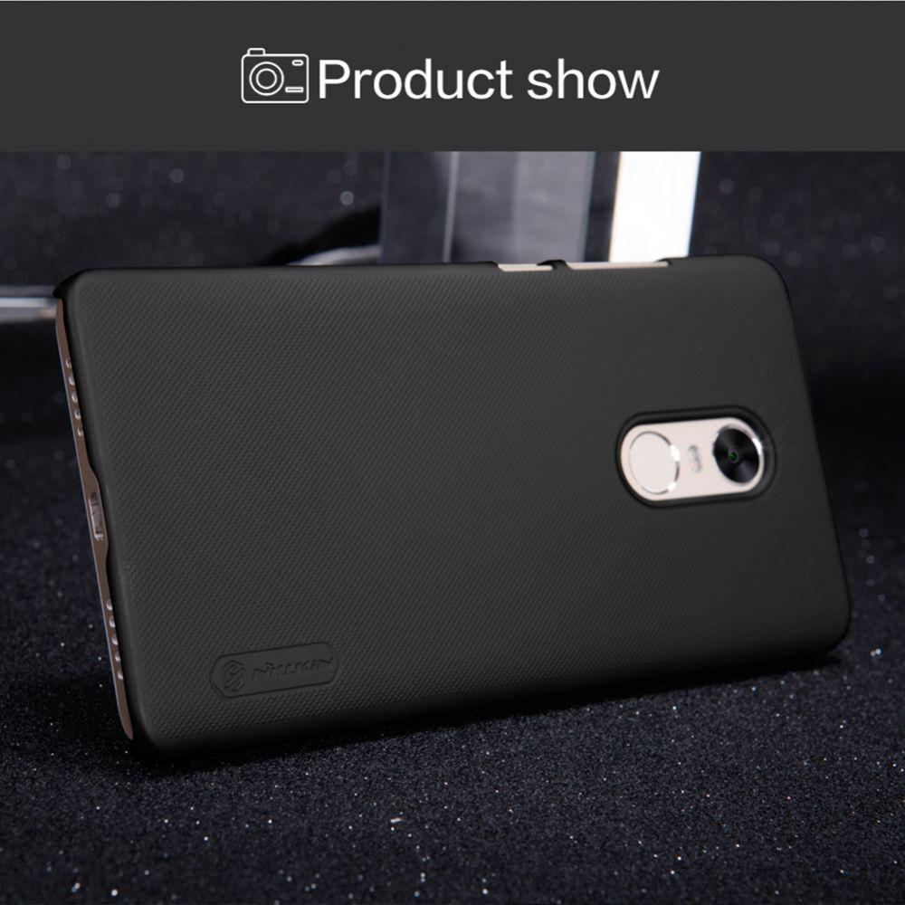 Xiaomi RedMi Note 4X vāciņš melns