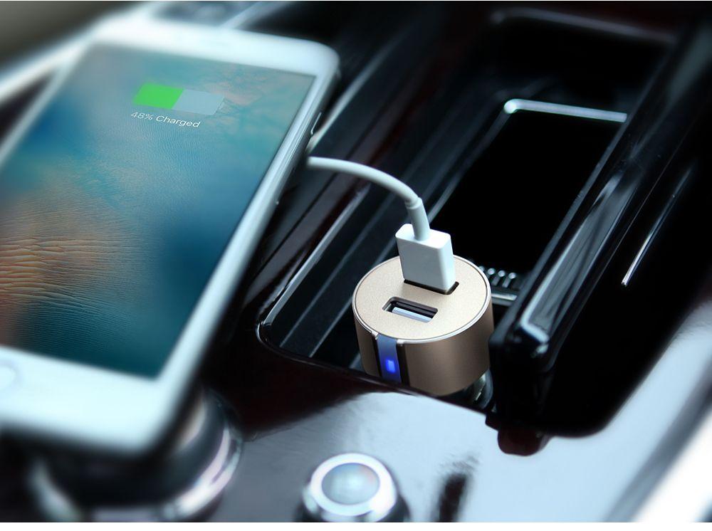 Tillbehör Bil laddare Nillkin Vigor car charger