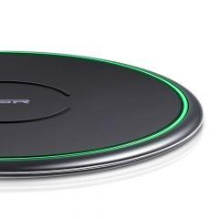 Aksesuāri Bezvadu lādētāji ESR 5W/7.5W/10W Tidal Wireless Charger  melns