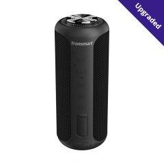 Aksesuāri Bluetooth skaļruņi  TRONSMART T6 PLUS UPGRADE Black Bluetooth skaļrunis
