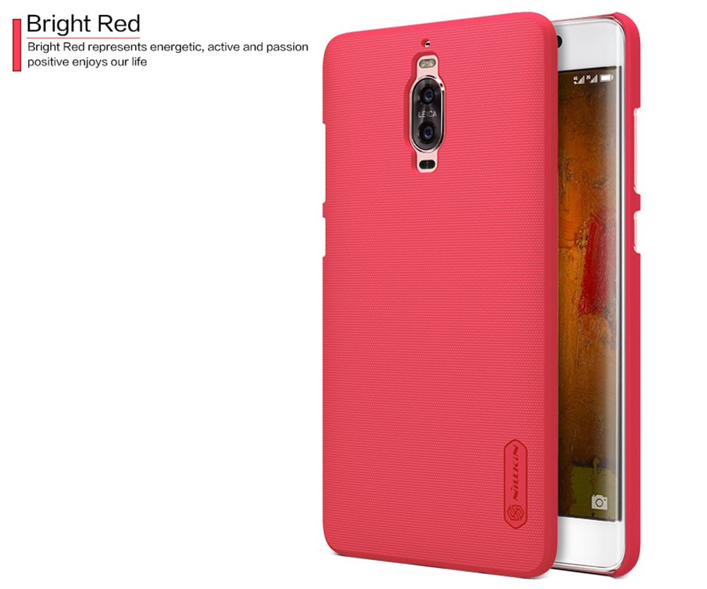 Mate 9 Pro case red