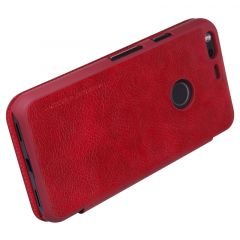Google Pixel maciņš sarkans
