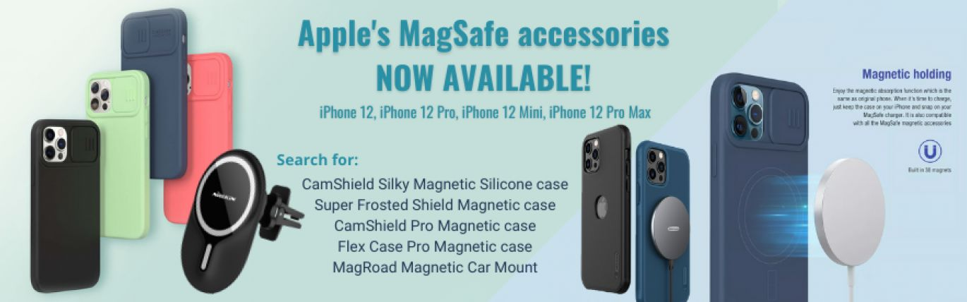 Magnetic Case iPhone 12 Series